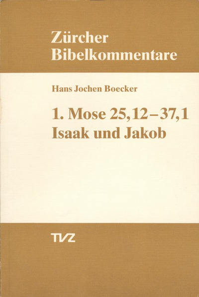 Cover 1. Mose 25.12–37.1