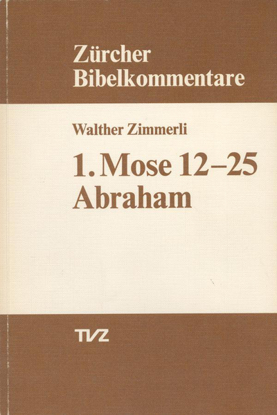 Cover 1. Mose 12–25