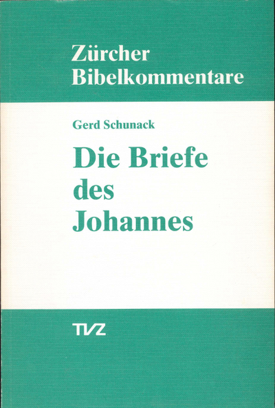 Cover Die Briefe des Johannes