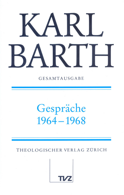 Cover Gespräche 1964–1968