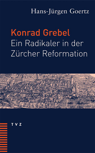 Cover Konrad Grebel