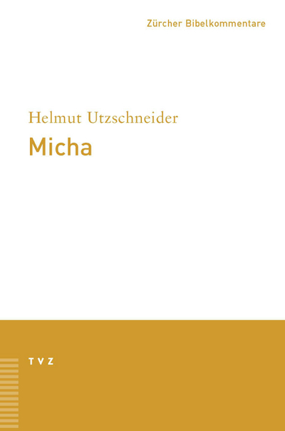 Cover zu Micha