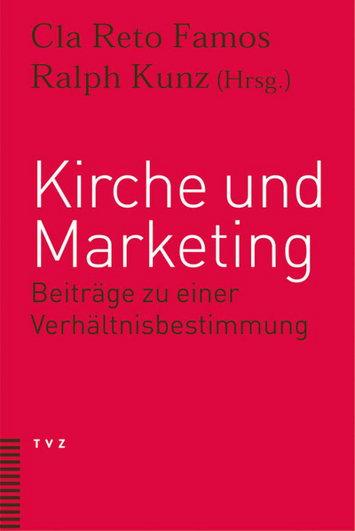 Cover Kirche und Marketing