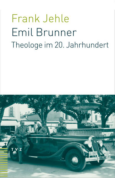 Cover zu Emil Brunner