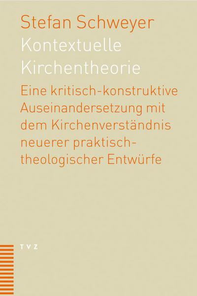Cover Kontextuelle Kirchentheorie