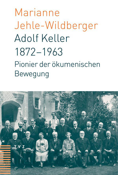 Cover Adolf Keller (1872–1963)
