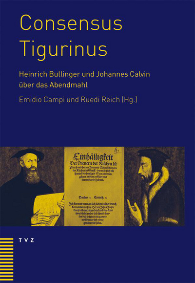 Cover zu Consensus Tigurinus