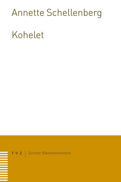 Cover Kohelet