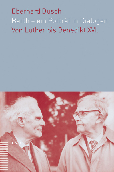 Cover Barth – ein Porträt in Dialogen