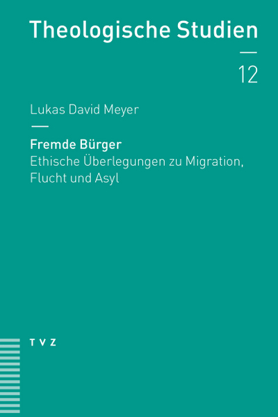 Cover Fremde Bürger