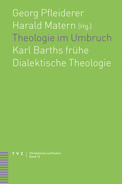 Cover Theologie im Umbruch