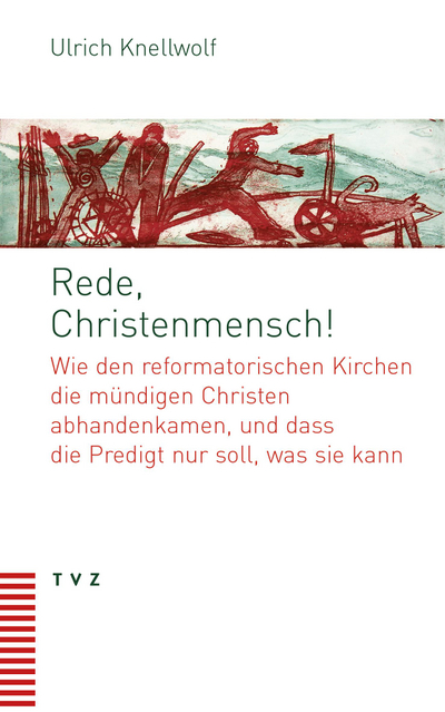 Cover Rede, Christenmensch!