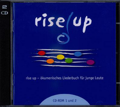 Cover Rise up CD-ROM 1 und 2