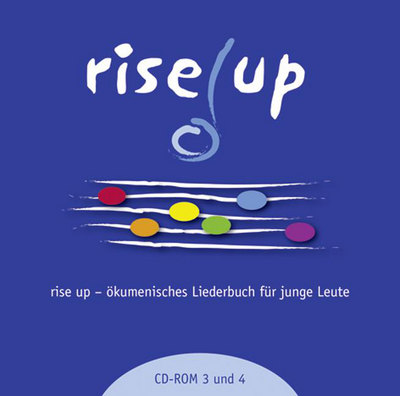 Cover Rise up CD-ROM 3 und 4