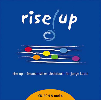 Cover Rise up CD-ROM 5 und 6