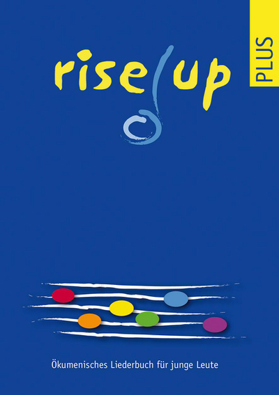 Cover von Rise up plus (Wiro-Bindung)