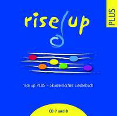 Cover Rise up Doppel-Hör-CD 7 und 8