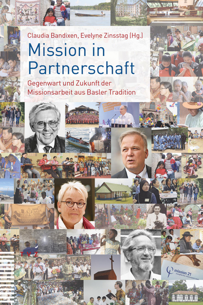 Cover Mission in Partnerschaft