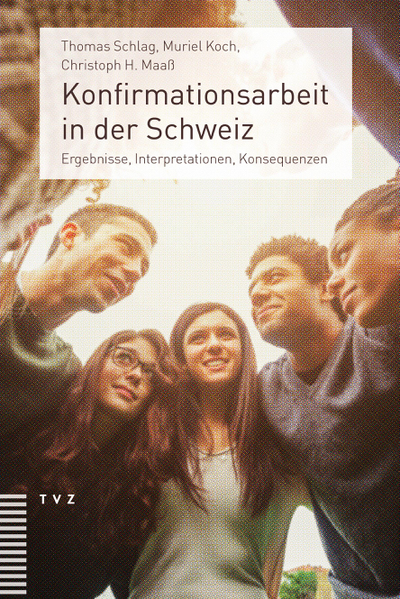 Cover Konfirmationsarbeit in der Schweiz