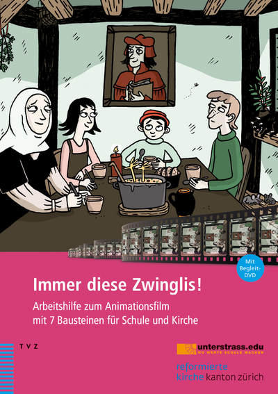 Cover Immer diese Zwinglis!