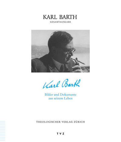 Cover Karl Barth