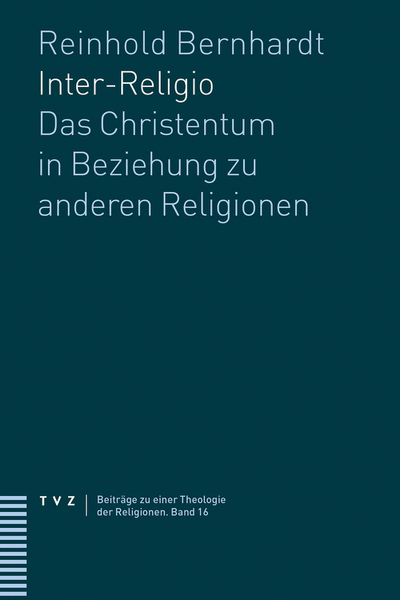 Cover zu Inter-Religio