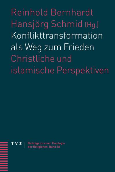 Cover von Konflikttransformation als Weg zum Frieden