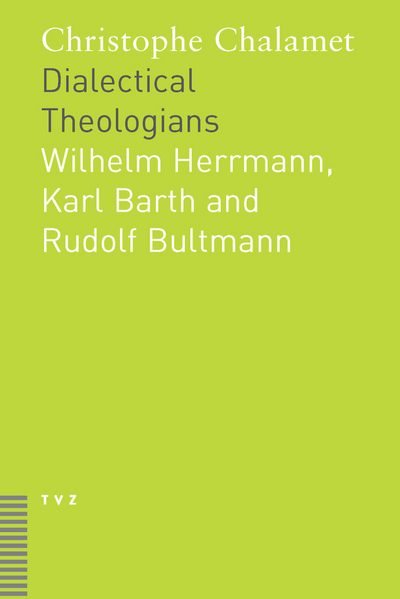 Cover zu Dialectical Theologians