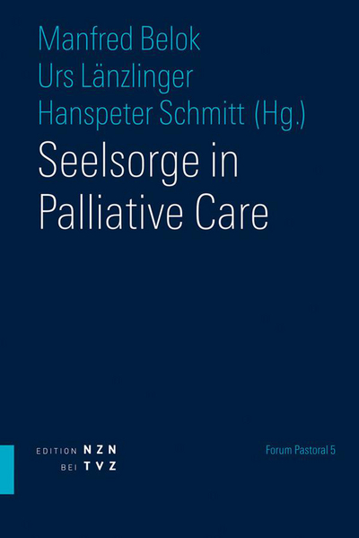 Cover von Seelsorge in Palliative Care