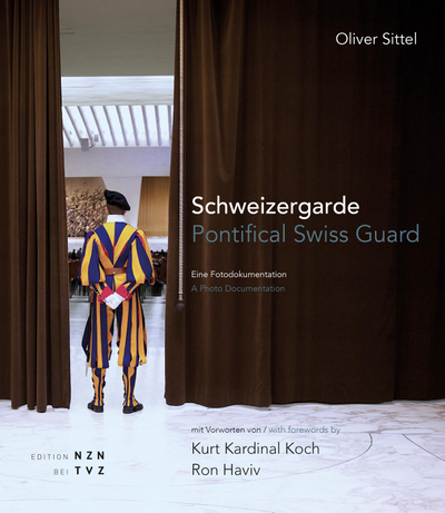 Cover Schweizergarde<br />Pontifical Swiss Guard
