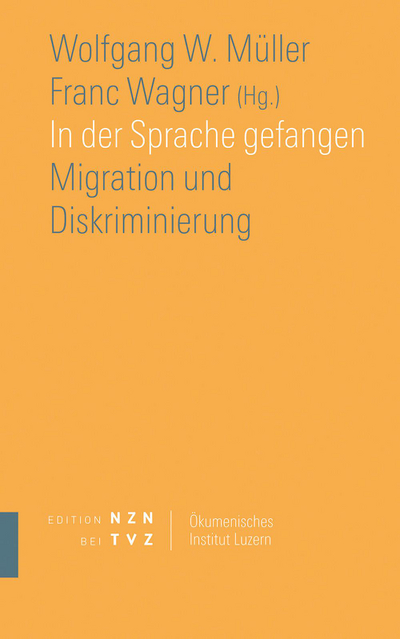 Cover In der Sprache gefangen