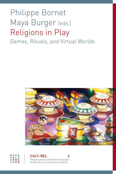 Cover zu Religions in Play