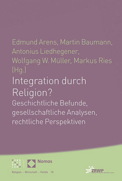 Cover von Integration durch Religion?