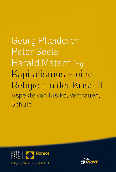 Cover Kapitalismus – eine Religion in der Krise II