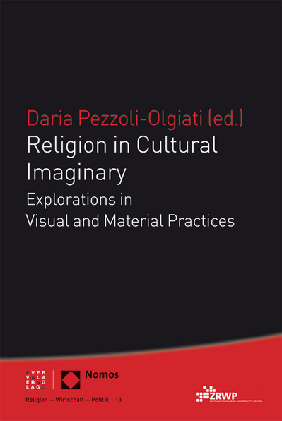 Cover Religion In Cultural Imaginary