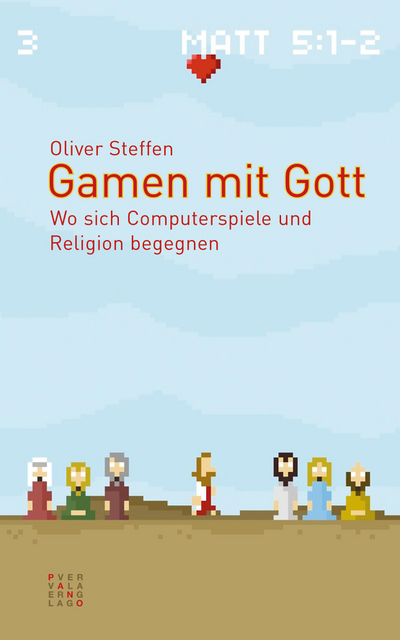 Cover Gamen mit Gott
