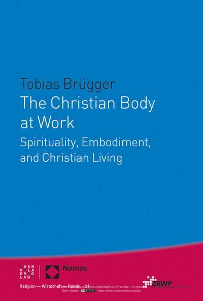 Cover zu The Christian Body at Work