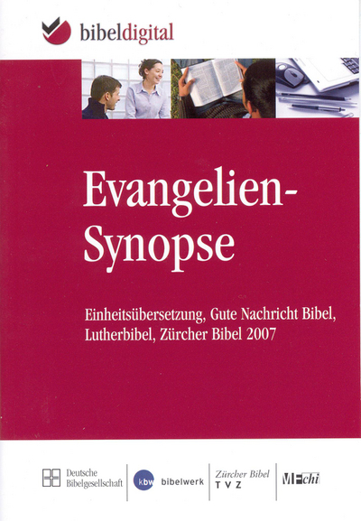 Cover Evangelien-Synopse digital