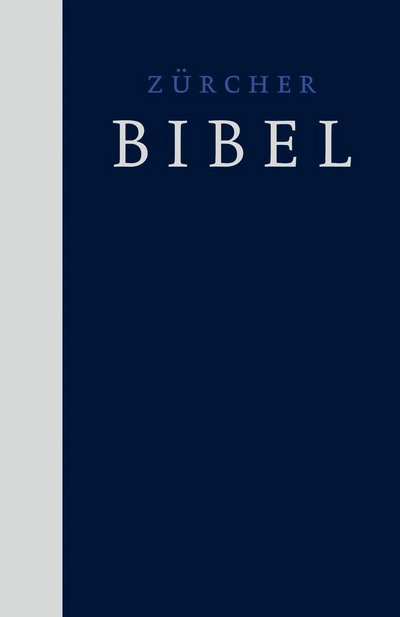 Cover Zürcher Bibel – Kirchenbibel
